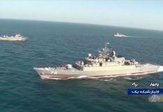 Irán: Al menos 19 muertos y 15 heridos tras impacto de misil en buque de guerra