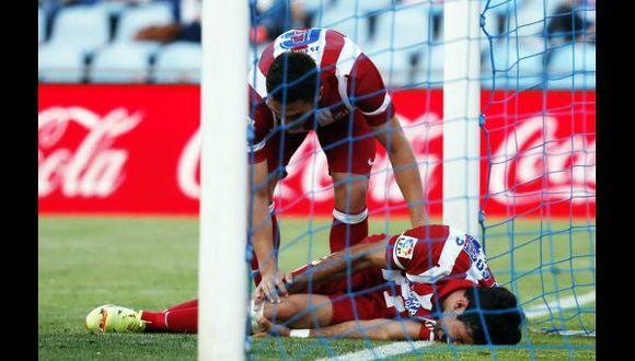 """Diego Costa solo sufre una """"herida"""" y está """"bien"""""""