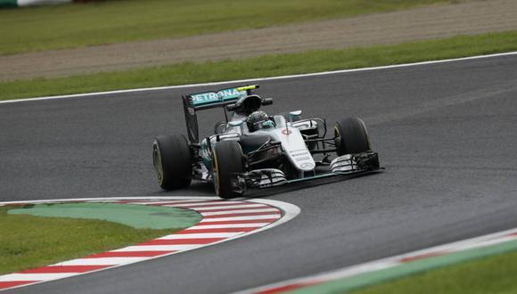 Fórmula 1: Nico Rosberg ganó en Japón y se acerca al título