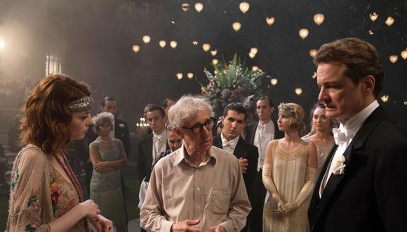 """Colin Firth sobre Woody Allen: """"No voy a trabajar más con él"""""""