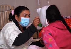 Cajamarca: operan con éxito el rostro de niña que quedó desfigurada tras caerle ladrillos