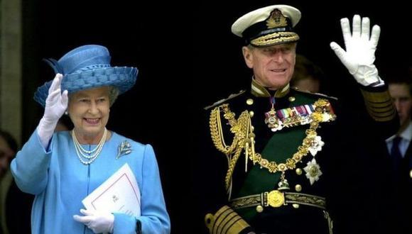 La muerte del príncipe Felipe ha generado reacciones en todo el mundo. (Foto: PA Media, vía BBC Mundo).