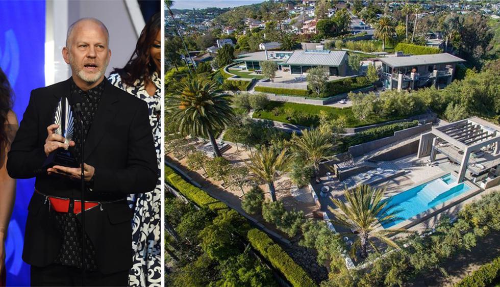Ryan Murphy adquirió esta mansión en el 2004. Se ubica en la exclusiva zona de Laguna Beach, en California. (Foto: Realtor)