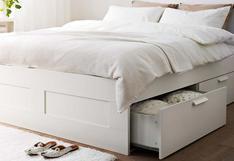 Cinco muebles que te ayudarán a optimizar un cuarto pequeño | FOTOS
