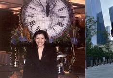 La peruana que cerró por última vez la puerta del restaurante más alto y más lujoso del World Trade Center