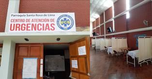 En marzo se empezó a gestar el proyecto, que abrió sus puertas el primero de abril y al día ha atendiendo a más de 100 pacientes. (Foto: Parroquia Santa Rosa de Lima)