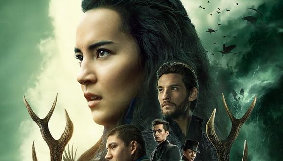 """""""Shadow and Bone"""" hace malabares con múltiples historias de diferentes libros. La trama principal se centrará en Alina cuando ingrese a las filas de los Grisha y aprenda a controlar sus poderes de invocación de luz (Foto: Netflix)"""