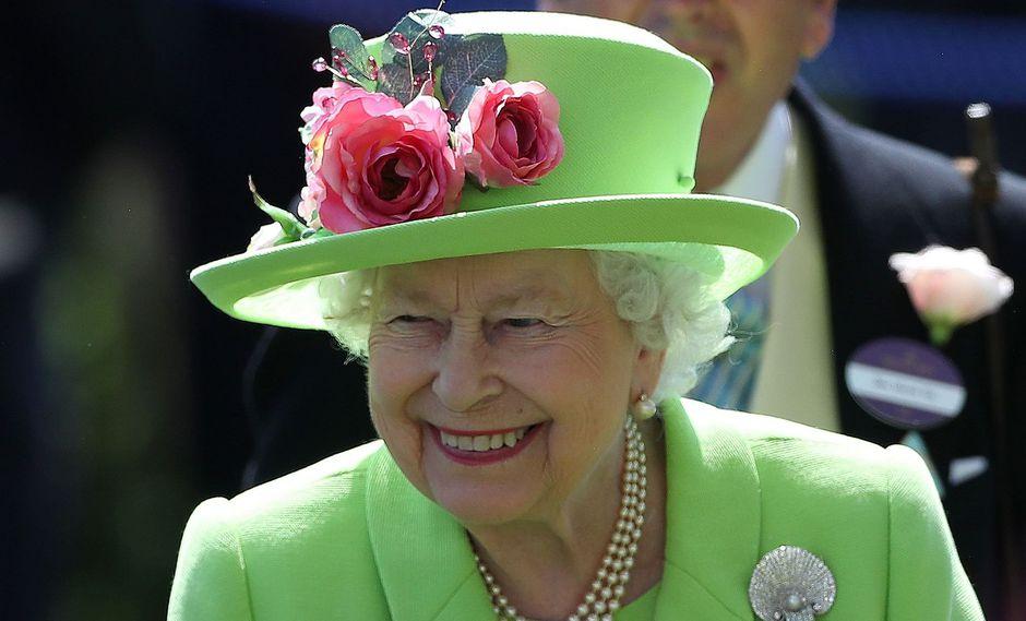 La reina Isabel II se pierde un acto oficial por no sentirse bien. (AFP).