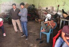 """PNP capturó a banda que """"disfrazaba"""" motos recién robadas"""