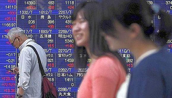 Bolsas asiáticas inician la semana con resultados favorables