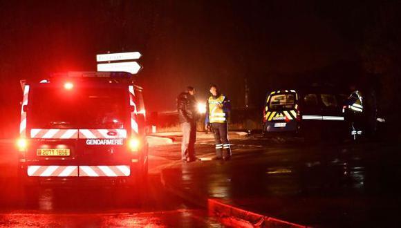Francia: Hombre armado ataca residencia de monjes jubilados