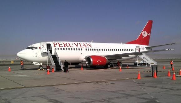 Peruvian explicó por qué vuelo retornó a Lima