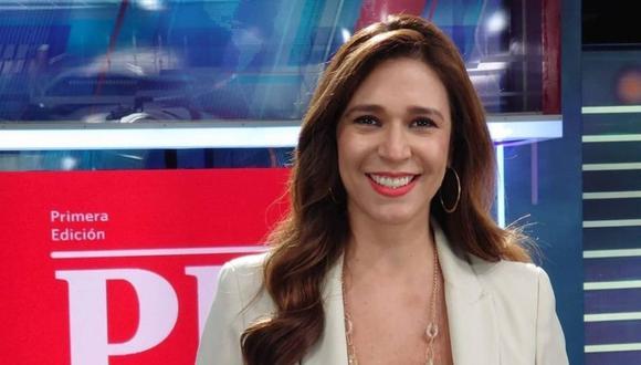 Verónica Linares reveló que solicitará la vacuna contra la COVID-19. (Foto: @veronicalinaresc)