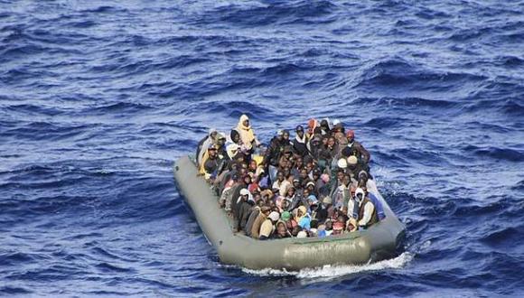 Libia: Más de 30 ilegales murieron tras naufragio de barco
