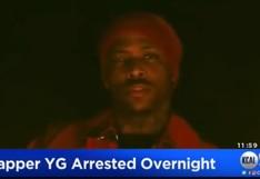 Premios Grammy 2020: rapero que actuará en la gala fue arrestado por sospecha de robo | VIDEO