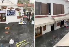 Terremoto en Turquía y Grecia provoca tsunami en sus costas y causa daños materiales   VIDEOS