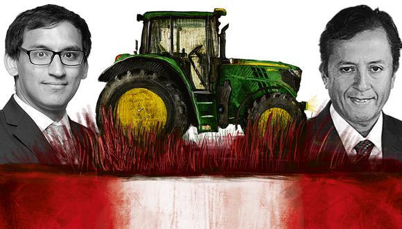 Fernando J. Loayza, profesor de Derecho en la UP y en la PUCP, y David Tuesta, exministro de Economía y Finanzas, escriben sobre la ley de promoción agraria y el debate suscitado en torno de los trabajadores del sector agrario. (Ilustración: Giovanni Tazza).