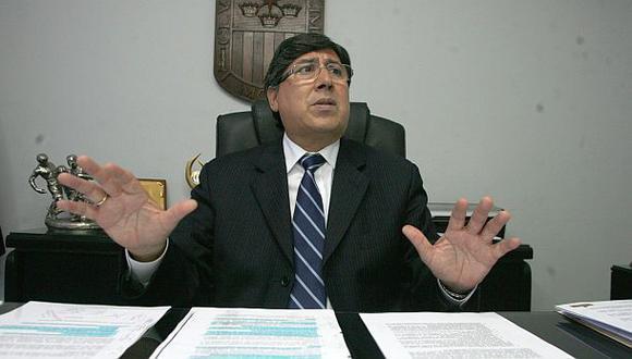 Los bienes de Guillermo Alarcón están en custodia de la Conabi