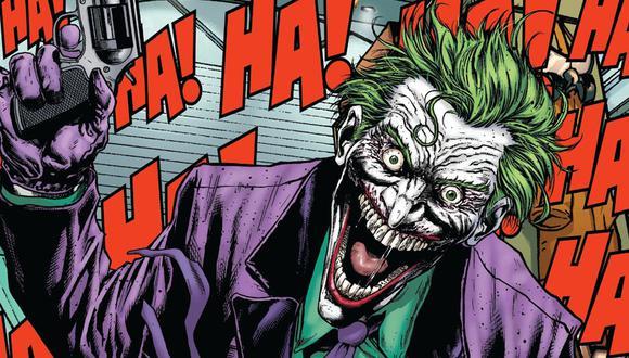 Joker: la historia del origen del Guasón en los cómics de DC (Foto: DC Comics)
