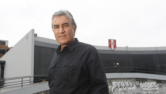Juan Carlos Oblitas habló sobre Santiago Ormeño. (Foto: GEC)