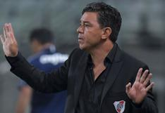 """Marcelo Gallardo infla el pecho por su River Plate: """"Me siento totalmente orgulloso"""""""