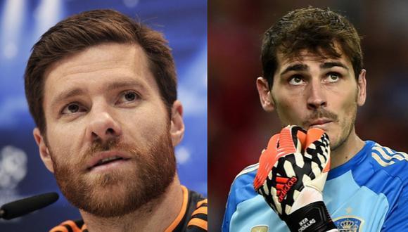 La historia de por qué Xabi Alonso se distanció de Casillas