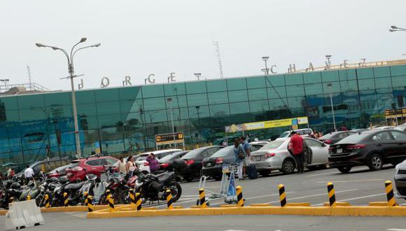 Aeropuerto Internacional Jorge Chávez. (Foto: GEC)