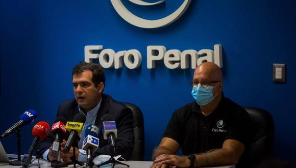 En un informe presentado la pasada semana, la ONG Foro Penal de Venezuela señaló que desde 2014, se han registrado 15.743 detenciones políticas en el país. (Foto: Miguel Gutiérrez / EFE)