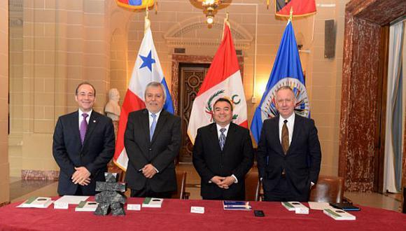 Perú asumió en Washington presidencia de Cumbre de las Américas