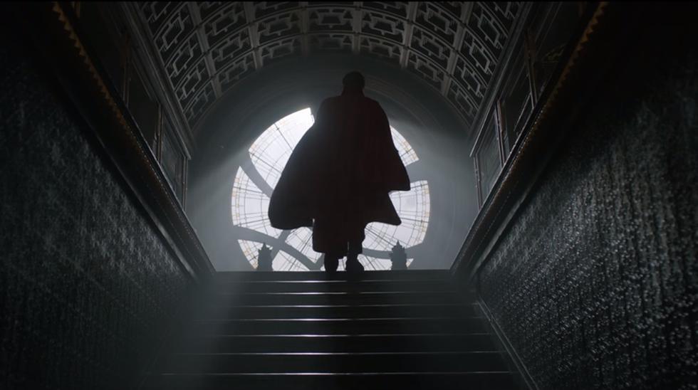 """Doctor Strange"": analizamos los detalles del teaser tráiler - 10"