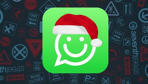 ¡Cambia el logo de WhatsApp a algo más navideño! Así puedes lograrlo con estos pasos. (Foto: MAG)