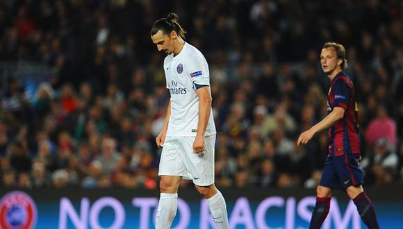 Ibrahimovic se queda sin premio al mejor futbolista de Francia