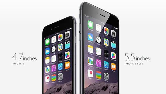 El iPhone 6 versus el Galaxy S5 y sus demás rivales