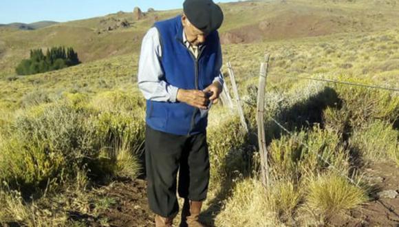 Un hombre de Argentina falleció de covid-19, a pesar de vivir en una localidad alejada que ni siquiera figura en los mapas. (Foto: Infobae)
