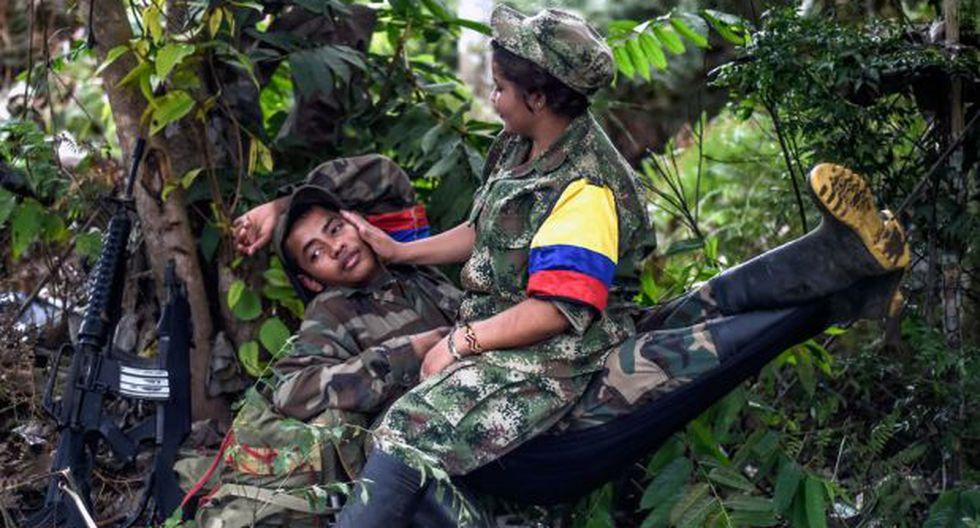 Las FARC insisten en alargar fechas para la entrega de armas y desmovilizarse. (Foto: AFP)