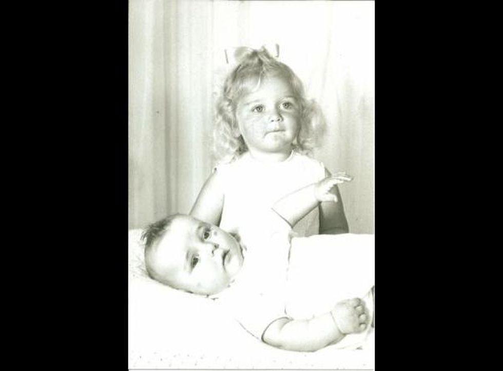 Hayley Kemp era la menor de siete hermanos.