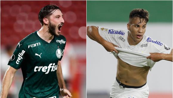 Palmeiras vs. Santos: cuánto pagan las casas de apuestas por la victoria de cada uno | Fotos: Agencias