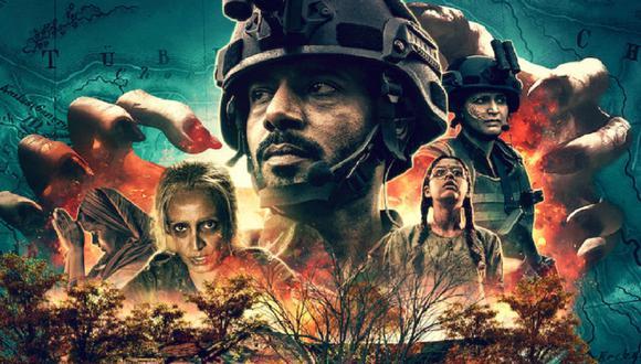 """""""Betaal"""" es uno de los estrenos del domingo 24 de mayo en la plataforma de streaming (Foto: Netflix)"""