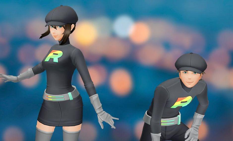 El equipo Rocket brindará duras pruebas para los entrenadores. (Foto: Pokémon)