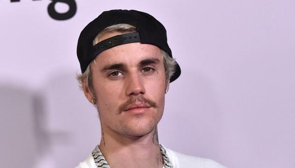 Justin Bieber regresa a los MTV VMAs este 12 de septiembre. (Photo by LISA O'CONNOR / AFP)