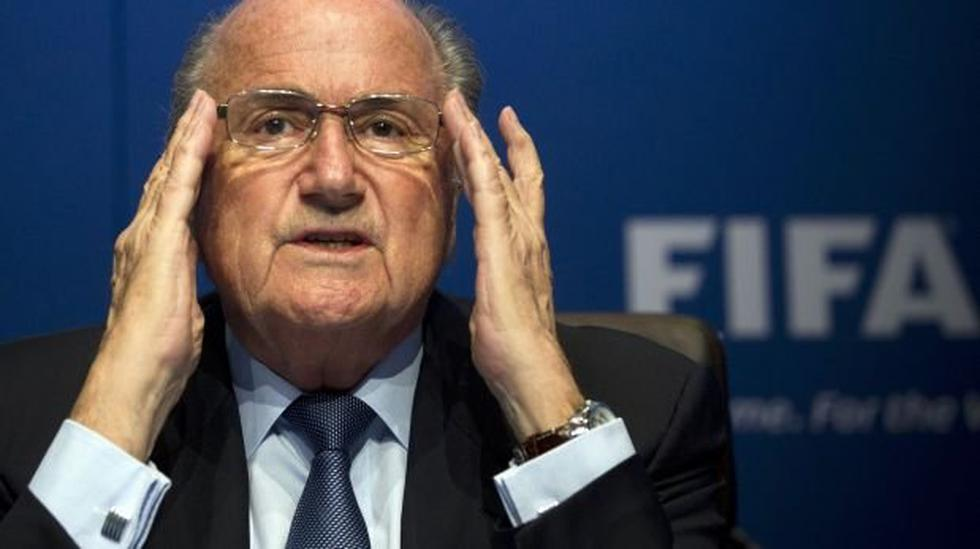 """Joseph Blatter fue dado de alta: """"Estuve cerca de la muerte"""" - 1"""