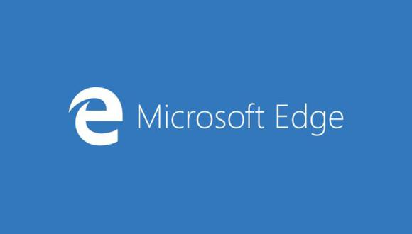 Edge está disponible en Windows 10. (Foto: Microsoft Edge)