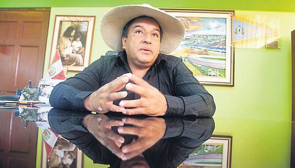 Presidente regional de Tumbes no irá a citación del Congreso