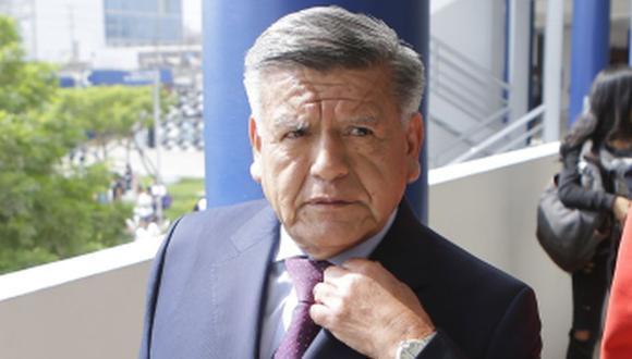 César Acuña se mostró en contra de la exclusión de más candidatos de las Elecciones 2021. (Foto: GEC)