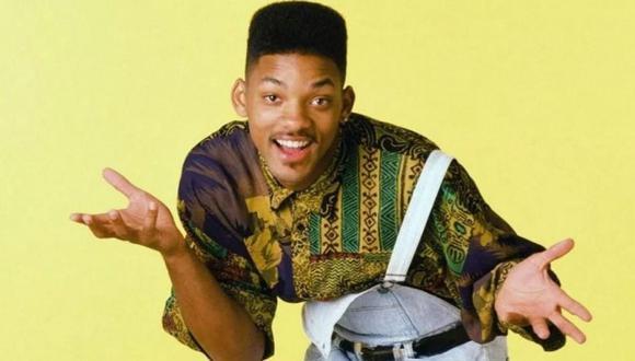 """Will Smith anunció en su programa el reencuentro vía online del elenco de """"El príncipe del rap"""". (Difusión / NBC)."""
