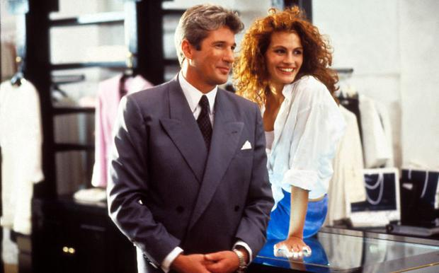 Scene from Pretty Woman.  (Photo: Courtesy Touchstone Pictures)
