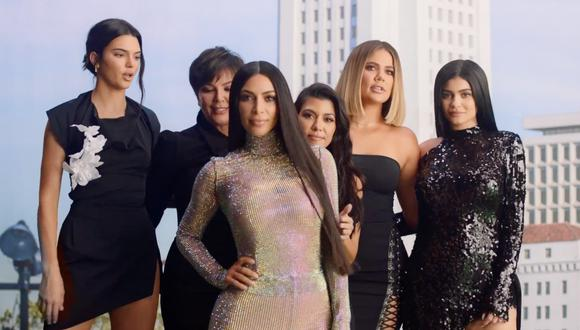 """Keeping Up With The Kardashians"" (Foto: E!)"