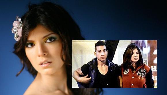 Nicole Faverón descartó relación con joven cantante de salsa