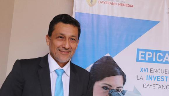 Colegio Médico abre proceso indagatorio ético a doctor Germán Málaga tras caso que involucra al expresidente Martín Vizcarra. (Foto: UPCH)