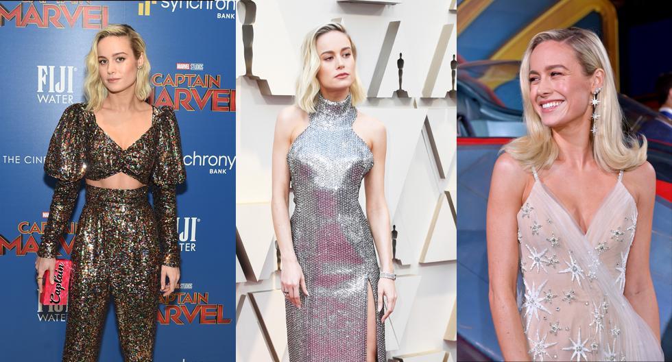 Frecuentemente la actriz se decanta por opciones brillantes, en tonalidades como el plateado, dorado y oro rosa. En esta galería, recordamos sus looks más destacados. (Fotos: AFP)